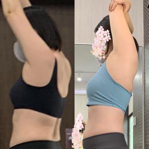 体形変化比較写真&QA