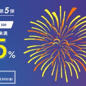ローソン銀行の定期預金キャンペーン6か月年利.25%
