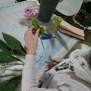 生け花で育てよう6つの能力♡決断力