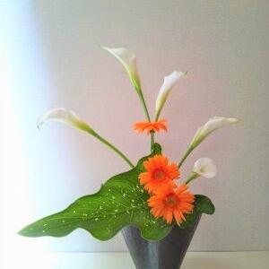 生け花の基本は根もと。自分軸を整える貴重な時間