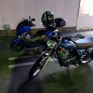 道の駅ツーリング前編