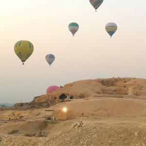 エジプトの旅③〜ハトシェプスト葬祭殿