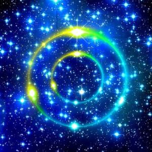 ワンネスの光の輪