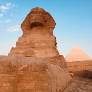 呼ばれたのでエジプト行ってきます‼️