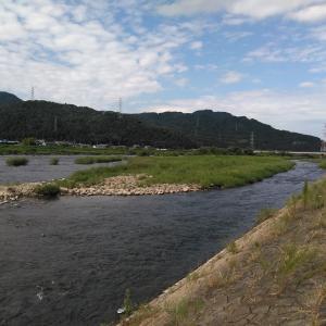8/29 さよなら・ブラックバージョンin九頭竜川