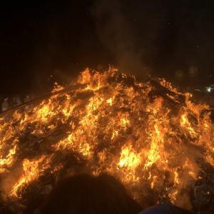 最大規模のどんと祭・大崎八幡宮「松焚祭」の話【宮城】