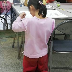 造形教室と初めての移動支援。