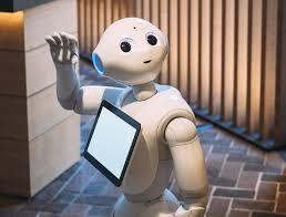 私は母にロボットを与えられた