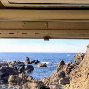 高知県 室戸岬の旅 (1) 室戸岬でドローン空撮