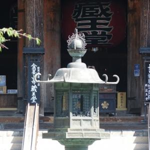 新緑の吉野山(2)最強のパワースポット『吉水神社』