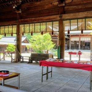 新緑の吉野山(3)後醍醐天皇の『吉野神宮』へ