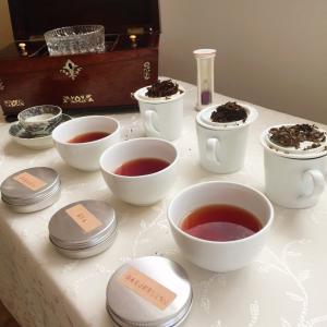 英国式紅茶7月スタートクラス開始!!