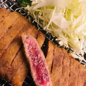 【グルメ・吉祥寺】お肉の満足感がすごい!牛かつ もと村