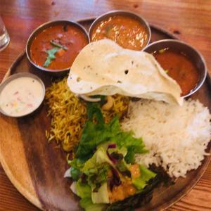 【グルメ・西荻窪】夏は南インド料理が食べたい