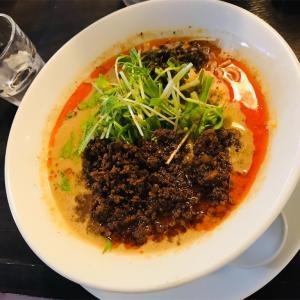【上野・グルメ】極上のしびれる担々麺は「阿吽」で体験