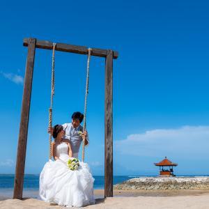 今の時期のバリ島が1年で一番暑いのではないでしょうか?