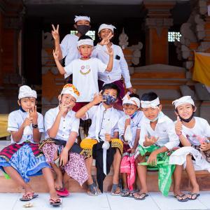 コロナ時代の観光地バリ島の様子です