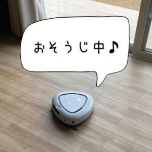 パナソニック(ルーロ)のある暮らし。お掃除ロボットで生活はこんなにも良くなる!