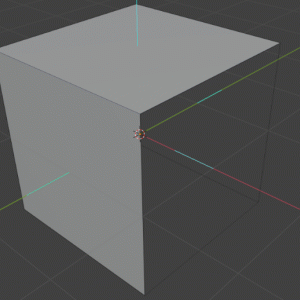 Blender 2.8で変更された法線関係について【表示・反転・裏面の非表示等】