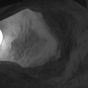 Blender 洞窟の作り方 その1