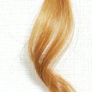 ⭕️黒髪からブリーチ無しで「ブリーチ毛くらい明るく染める方法」