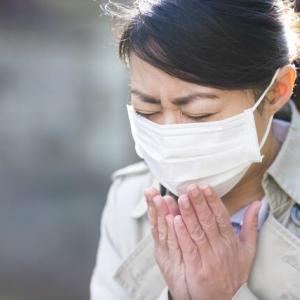 風邪をひいてしまいました