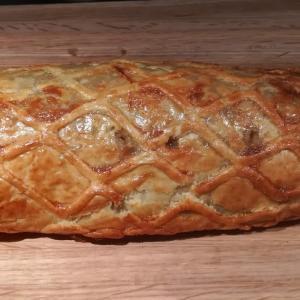 牛ステーキの丸ごとパイ包み(Beef Wellington)@イギリスの食事情