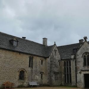 シャベナージハウス (Chavenage House)@Wiltshire観光情報