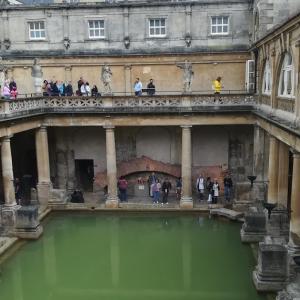 バース(Bath)と素敵なコーヒーショップ@観光情報