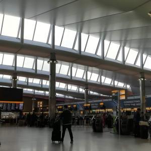 帰国しました@THAI Airways