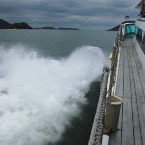 高島航路 令和元年10月