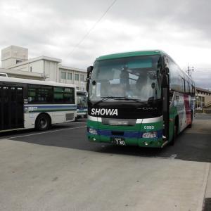 昭和バス からつ号 博多駅~唐津~宝当桟橋 令和元年10月