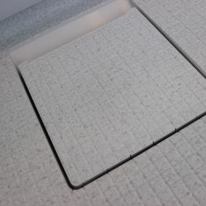 TOTOお掃除ラクラクほっカラリ床は汚れやすい?