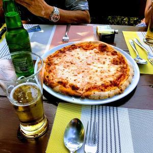 今日はピザの日