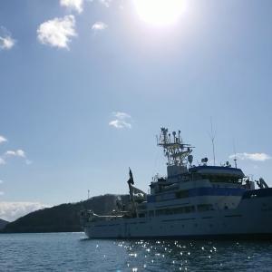 乗船漁業実習Ⅳ