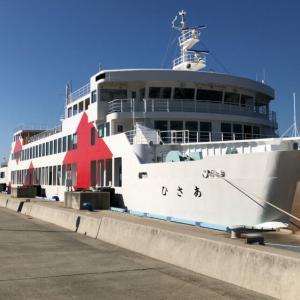 高松⇔直島 フェリーと高速船の比較、時刻表、料金など 乗船記もあり