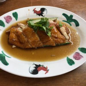 シンガポール最高!の海南鶏飯「ウィーナムキー(威南記)」マリーナスクエア店