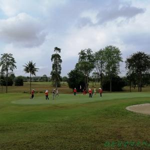 2020年3月 訪タイ2日目(3月5日 ゴルフ)