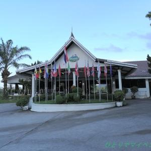 2020年3月 訪タイ3日目(3月6日 ゴルフ)