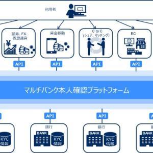 メガバンクなど7行とNEC、本人確認情報を活用するプラットフォーム