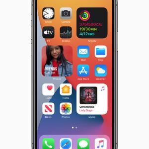 アップル、iOS 14を今秋公開