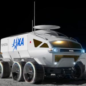 トヨタとJAXA、月面モビリティの愛称を「ルナ・クルーザー」に決定!