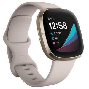 ストレス管理できるスマートウォッチ「Fitbit Sense」