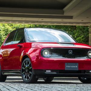 ホンダ、新型EV「Honda e」を10/30発売!