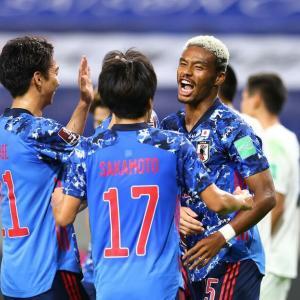 日本、キルギスに勝利!