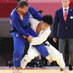 東京五輪、阿部一二三が金メダル獲得!