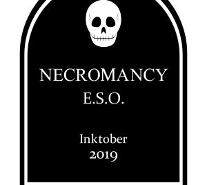 【ESOInktober】DAY22 Necromancy