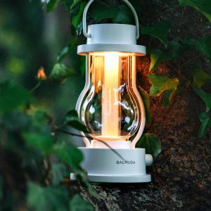 BALMUDAからモダンデザインのLEDランタン「BALMUDA The Lantern」が発表されました。