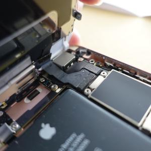 今更ながらiPhone 6sのバッテリーを交換してみました