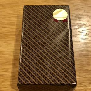 初めて「父の日」プレゼントをもらいました(^^)